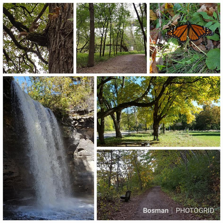 MN State Park Tour: William O'brien, Fort Snelling, Fort Ridgely, Minneopa, Flandrau and Afton