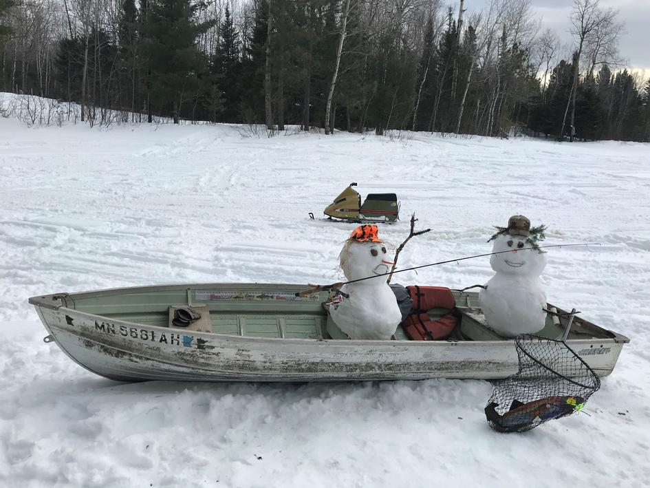 Getting Ready for the Fishing Opener