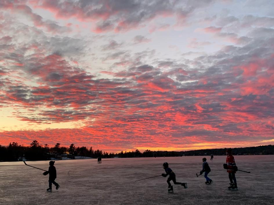 Pike Lake Hockey