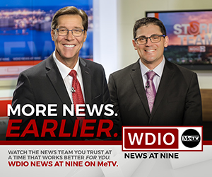 WDIO News at Nine