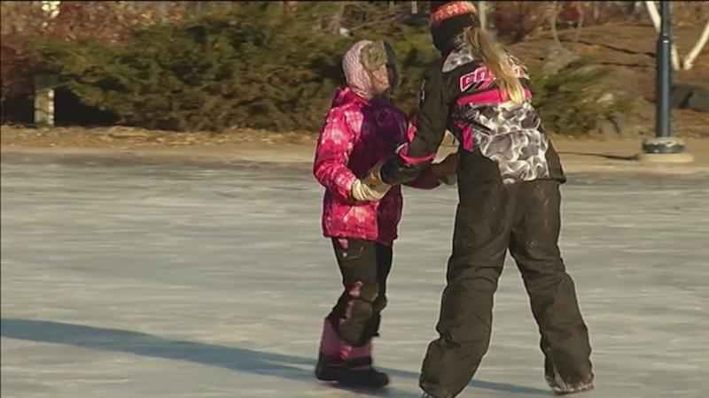 Duluth's Parks and Recreation division is starting up their Bayfront Family Center Outdoor Skating and Winter Playground programming on Tuesday.