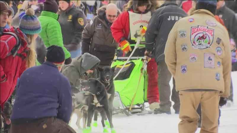 The 2018 John Beargrease Marathon brings community together