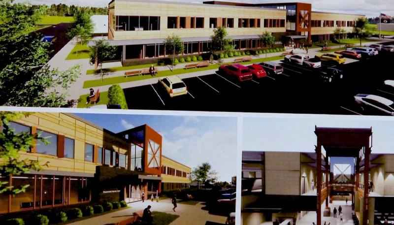 The St. Louis County Board unanimously approved a Capital Improvement plan on Tuesday that will allow for two new facilities to be built.