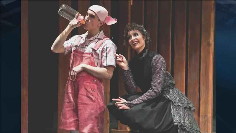 The family classic 'Charlotte's Web' is being brought to life on stage by students at UMD. Opening night is Thursday, Feb. 1.�