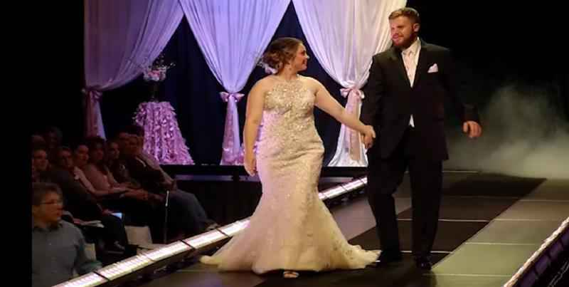 The annual Duluth Wedding Show returned to the DECC on Saturday for it's 30th year.