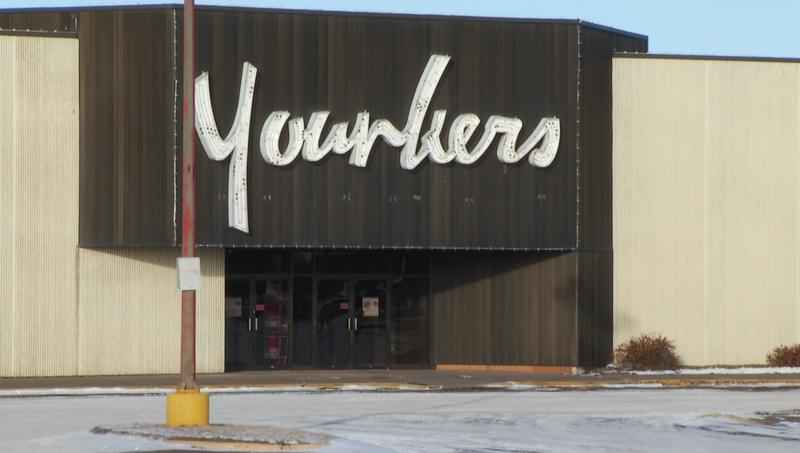 The Younker's store in Superior will begin a store closing sale on Thursday.