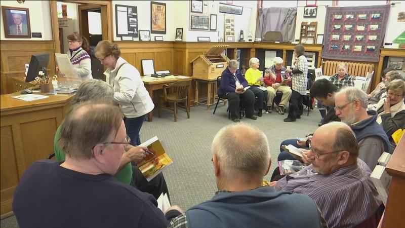 The Carlton County Historical Society debuted their new book