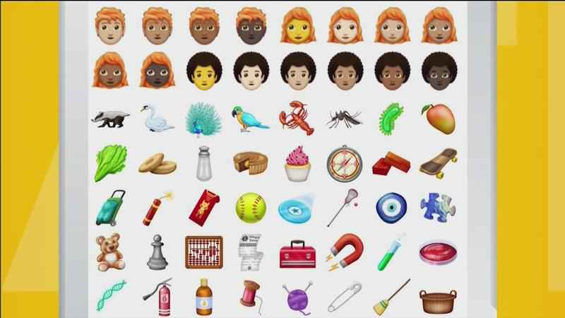 There are 157 new emojis available for use.