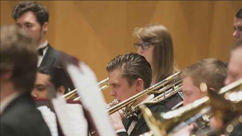 The UMD Concert Band and Symphonic Wind Ensemble are having a concert at Weber Hall on Sunday, Feb. 18 at 3 p.m.