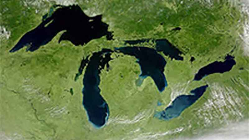 President Donald Trump again is trying to drastically reduce or eliminate federal support for cleanups of some iconic U.S. waterways, including the Great Lakes.