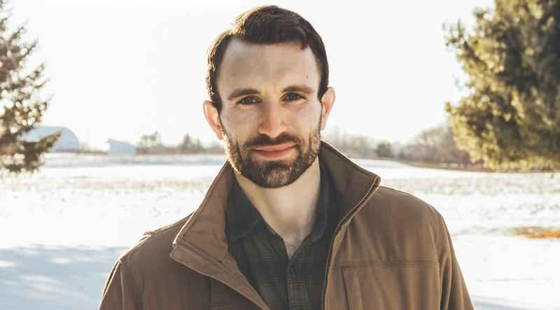 Kyle Frenette is running for Congress in northwestern Wisconsin.