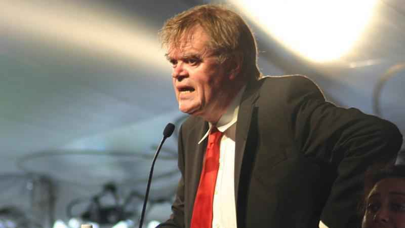 A plaque honoring Garrison Keillor has been removed at the University of Minnesota.