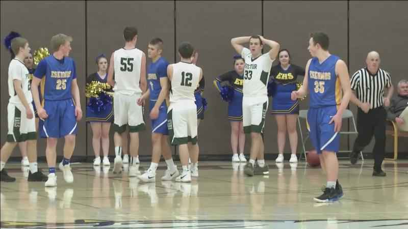 Esko defeated Proctor on Tuesday