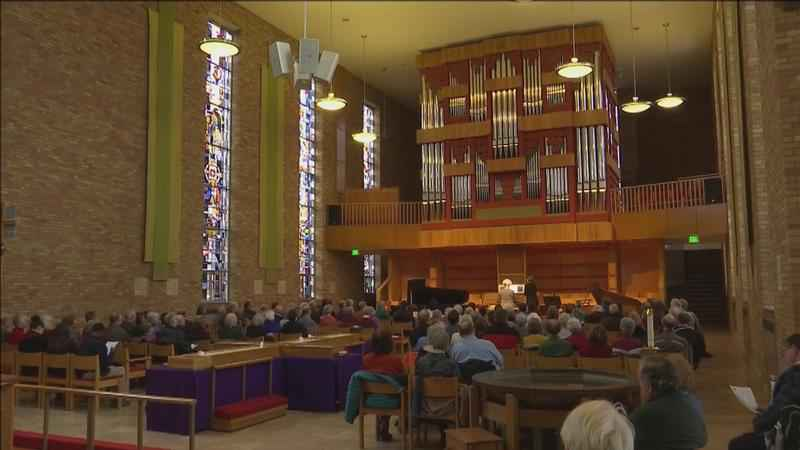 Fans of Johann Sebastian Bach had a chance to enjoy some music by the famous composer at First Lutheran Church on Sunday.