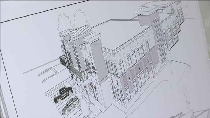 The architectural concepts are complete, but now funding is needed for a joint Virginia Public Safety building.