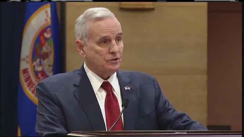 Minnesota Gov. Mark Dayton�told The Associated Press he'll wait until voters choose the Democratic candidate to make an endorsement.