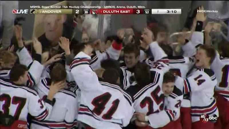 Duluth East Boy's Hockey
