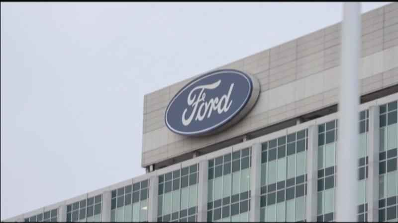 Ford Recalls More Than 1 Million Vehicles Over Steering Wheel Problem