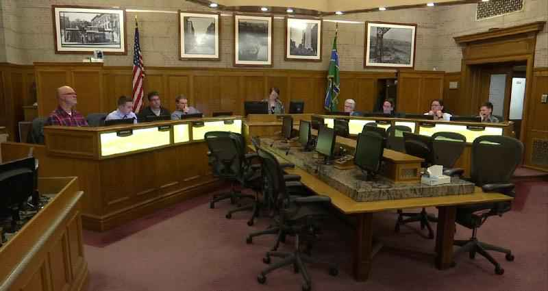 First Reading of ESST Ordinance at Duluth Council Meeting; Opinions Expressed