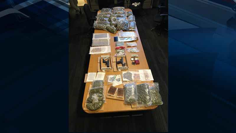Hermantown Police Make Significant Drug Bust | www WDIO com