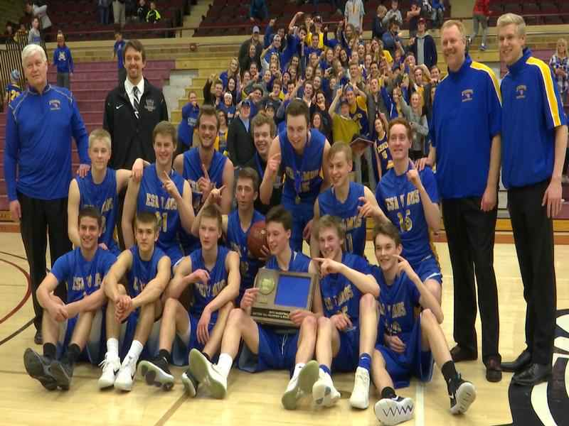 Esko wins the Section 7AA title.