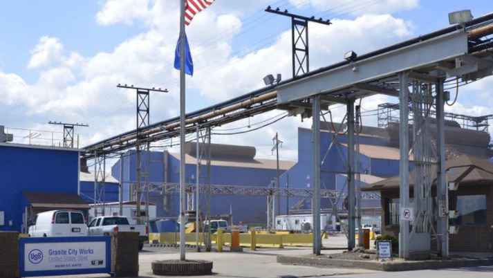 Downstate US Steel plant to restart after tariff announcement