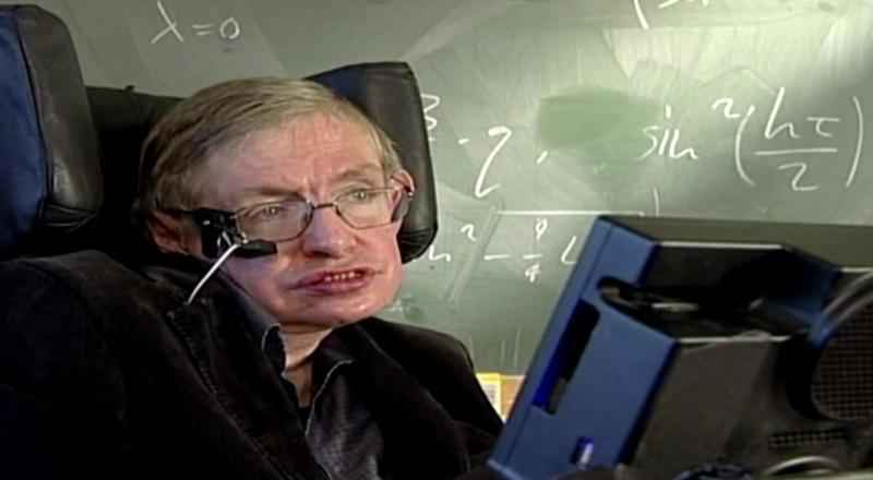 Stephen Hawking, whose brilliant mind ranged across time and space though his body was paralyzed by disease, has died, a family spokesman said.