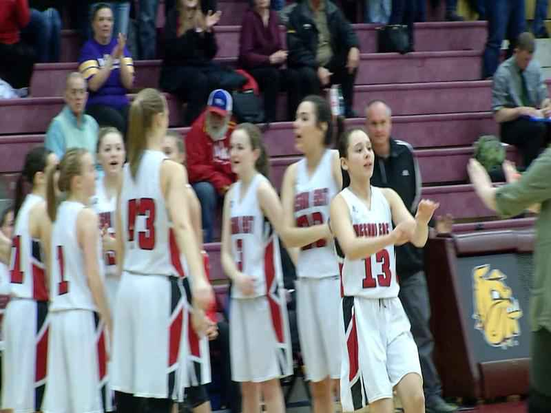 Mesabi East Girl's Basketball