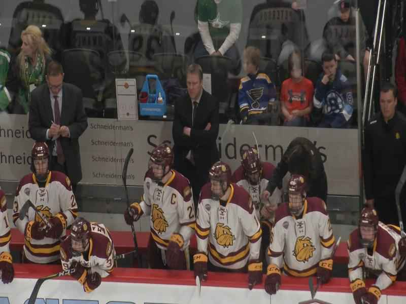 UMD is headed to a men's program-best fourth straight NCAA Division I Tournament.