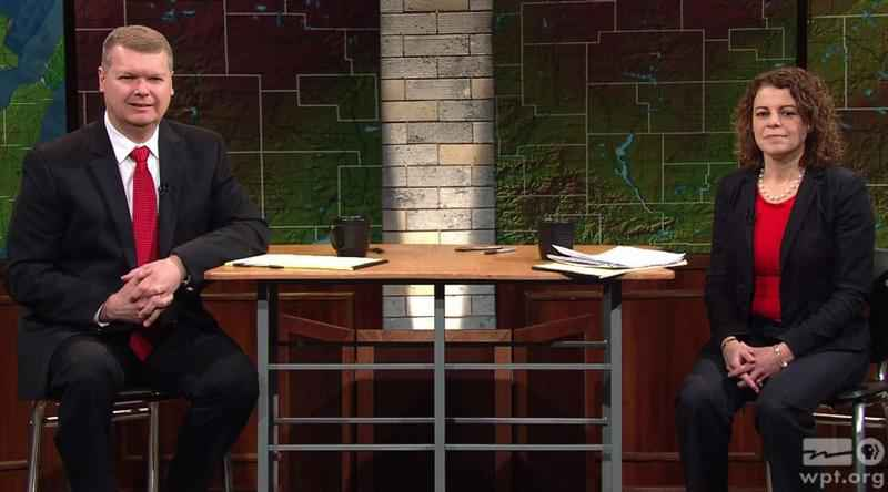 The Wisconsin Supreme Court Candidates had a debate in Madison before the upcoming election.