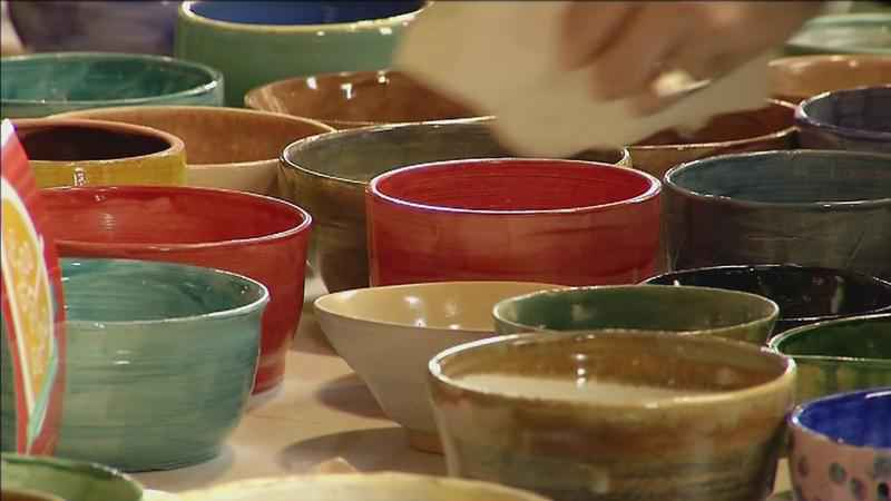 The 25th�Empty Bowl event was once again a success, bringing in hundreds of people on Tuesday.