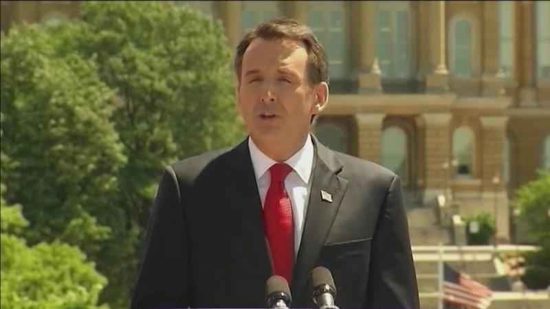Former Minnesota Gov. Tim Pawlenty has officially announced his candidacy for governor.