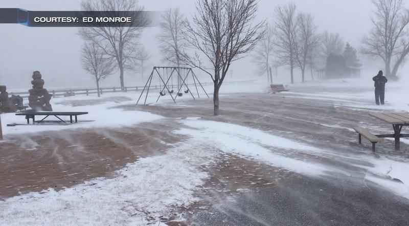 The recent storm affected�local businesses in Ashland in what is described�as one of the biggest�snowstorms�in Ashland in�years.