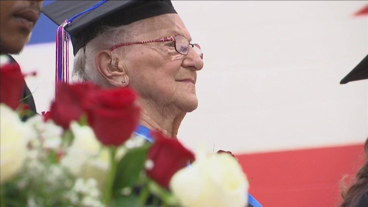 93-Year-Old Willow River Graduate Earns Diploma