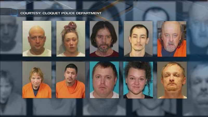 Drug busts mn 2019