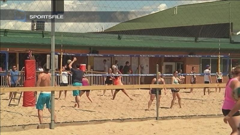 Skyline Lanes in Hermantown is hosting an AVPFirst and AVPNext Beach Volleyball Tournament at the end of May.�