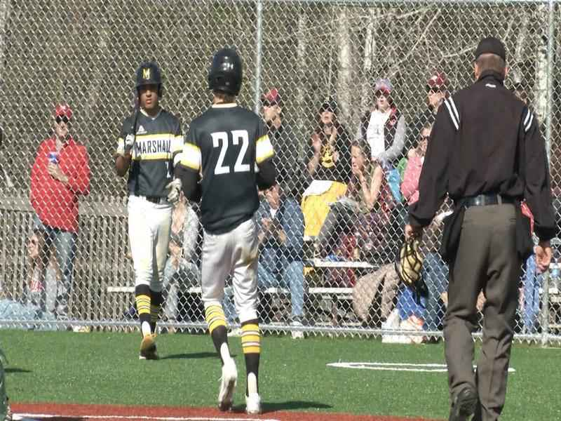 Duluth Marshall tops Proctor 13-1 in five innings.