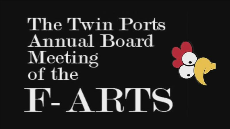 In the latest comedic production by Rubber Chicken Theater, Twin Ports leaders�find themselves�in a dilemma of only being able to provide funding for one arts project for the whole year.�