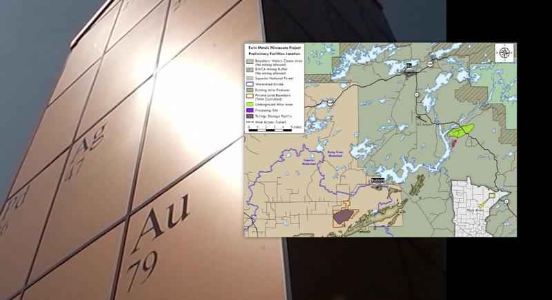 A lawsuit has been filed against the government over the mineral leases for Twin Metals.