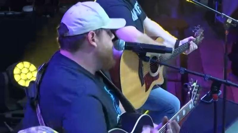 Country singer Luke Combs built his fan base one show at a time. Now, the star has had three number one country radio hits.
