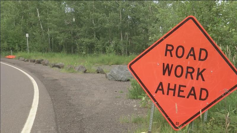 The second restoration project at the Oneota Overlook on West Skyline Parkway will be starting on Monday.