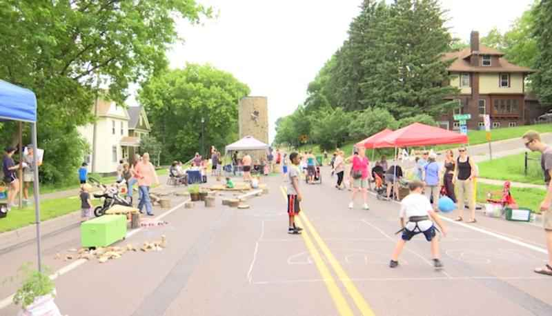 Lincoln Park Neighborhood Invites Community To Meet The Street