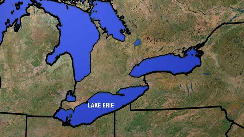 Two new exotic species have been discovered in Lake Erie.