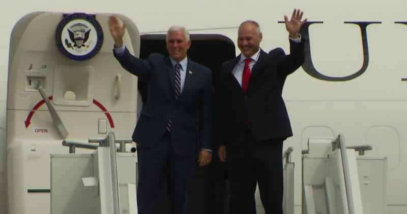 Mike Pence expected to announce plans for 'Space Force' in U.S