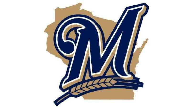Eric Thames scored on reliever Bud Norris' throwing error in the eighth inning and the Milwaukee Brewers improved their playoff positioning by topping the St. Louis Cardinals 6-4 on Monday night.