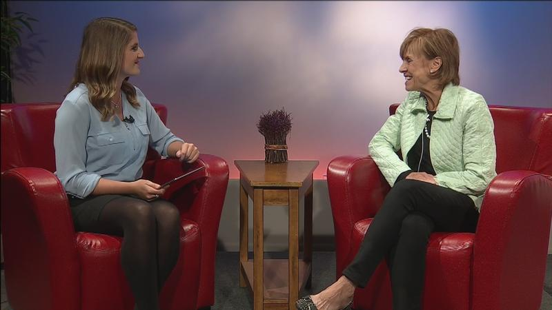 Pam Solberg-Tapper is back again with more life tips. This month, she shows us tips on how to worry less.