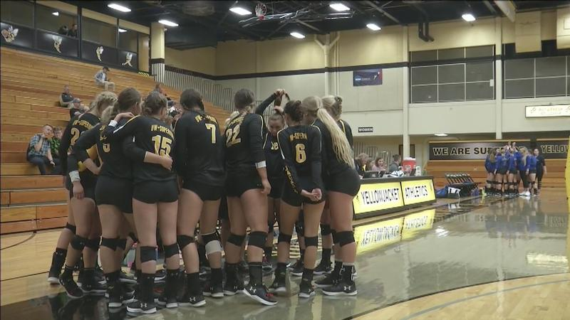 UW-Superior Volleyball