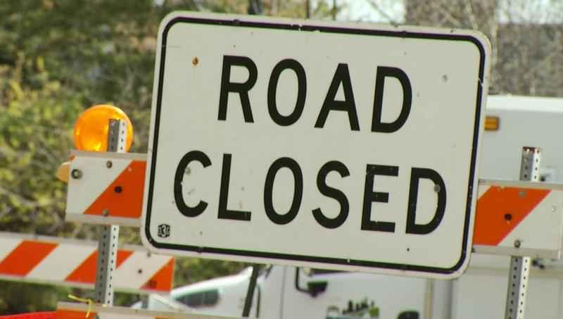 Part of Rockford Road in Madge, WI is closed until further notice to allow for road repairs.