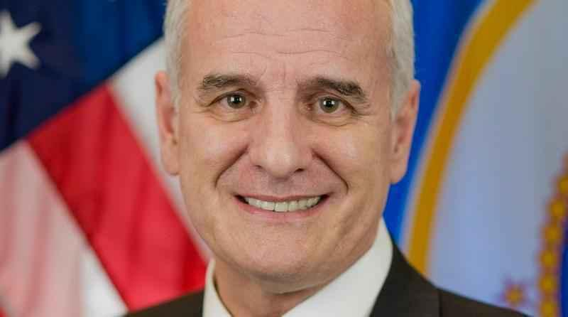 Gov. Mark Dayton underwent surgery Friday at the Mayo Clinic to fuse several vertebrae in his lower back.