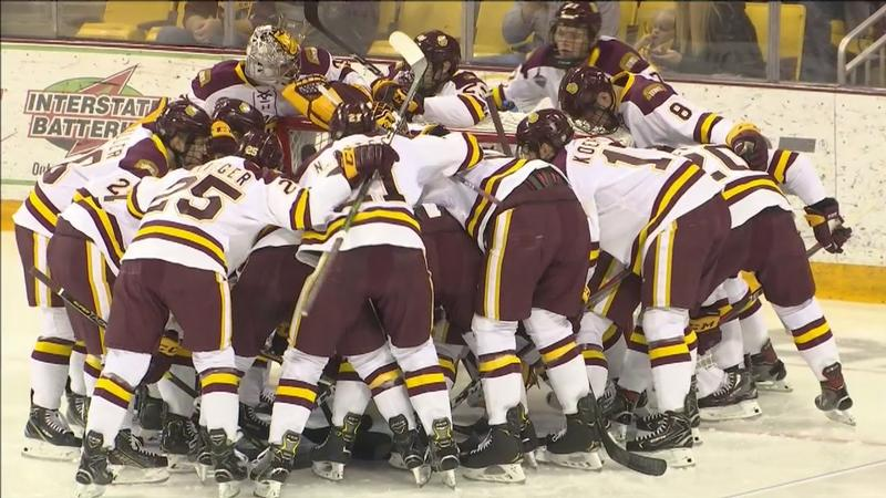 UMD Men's Hockey